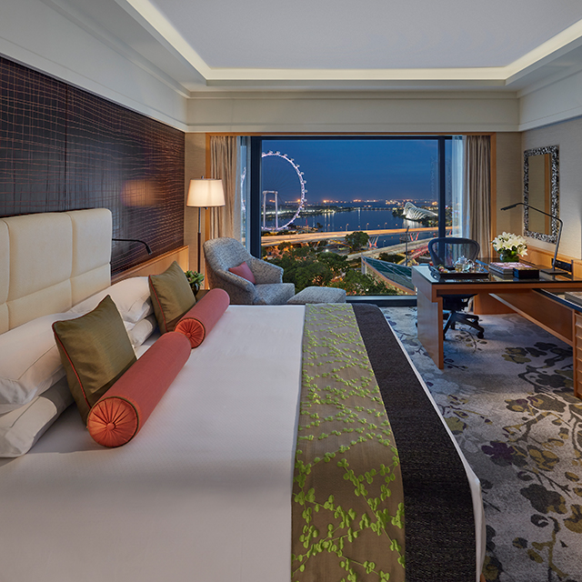 SingapoRediscovers - Ocean View Room