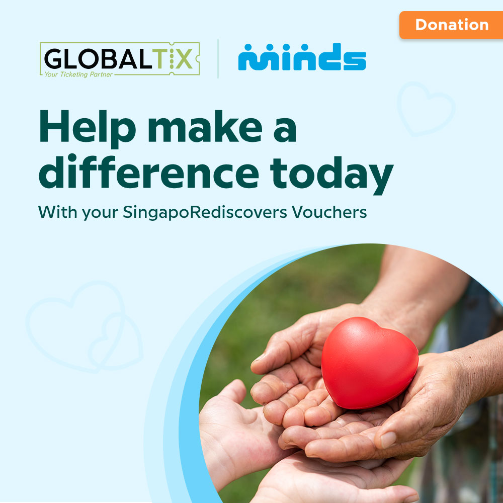 Donation to MINDS