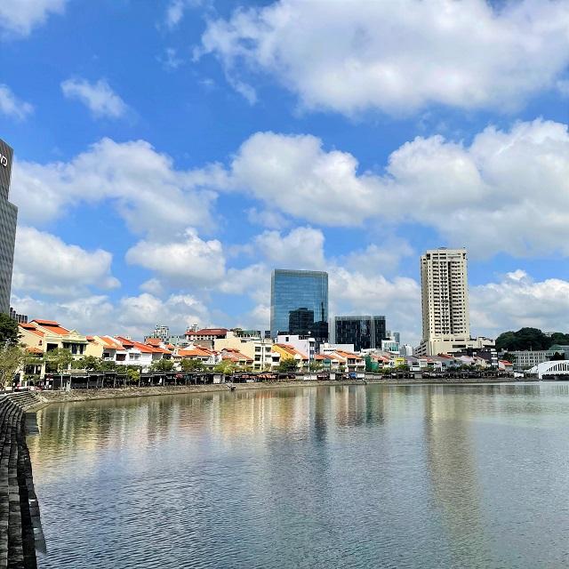 Eat, Pray, Love@Singapore River: A half-day walking tour of Singapore River