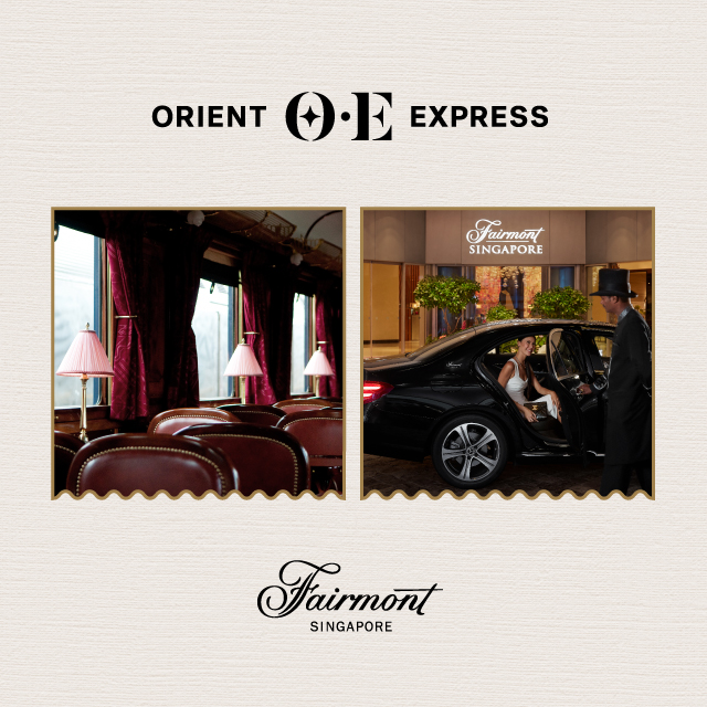 A Classic Family Journey Through Time with Orient Express Exhibition