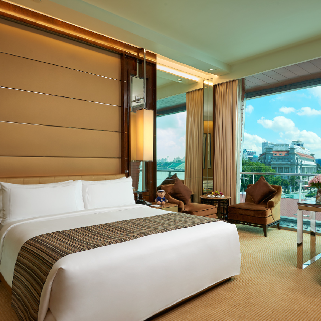 SRV Rediscovery Packages - Quay Room