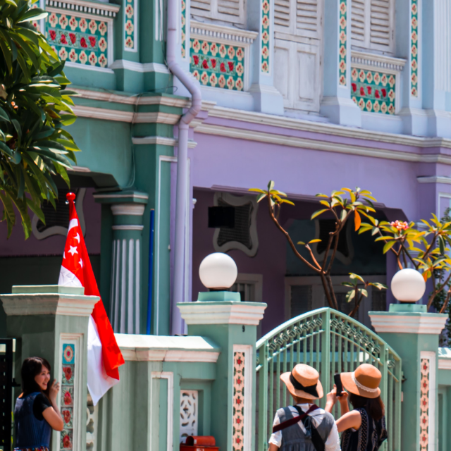 Singapore Story - Charm of Peranakan Katong & Joo Chiat (Half Day Mandarin Tour)