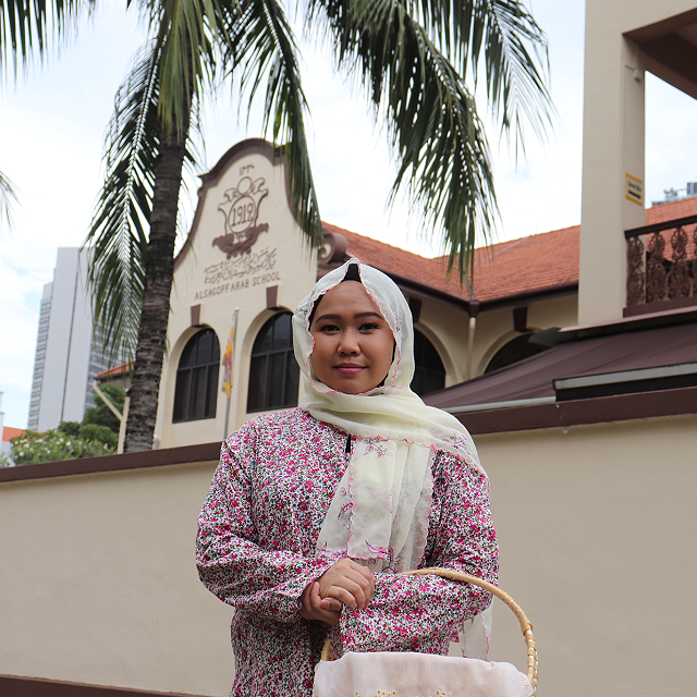 Aminah In Kampong Glam