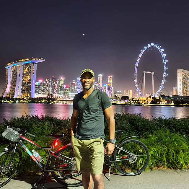 Marina Bay Night Tour (SRV)