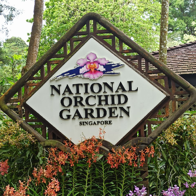 National Orchid Gardens