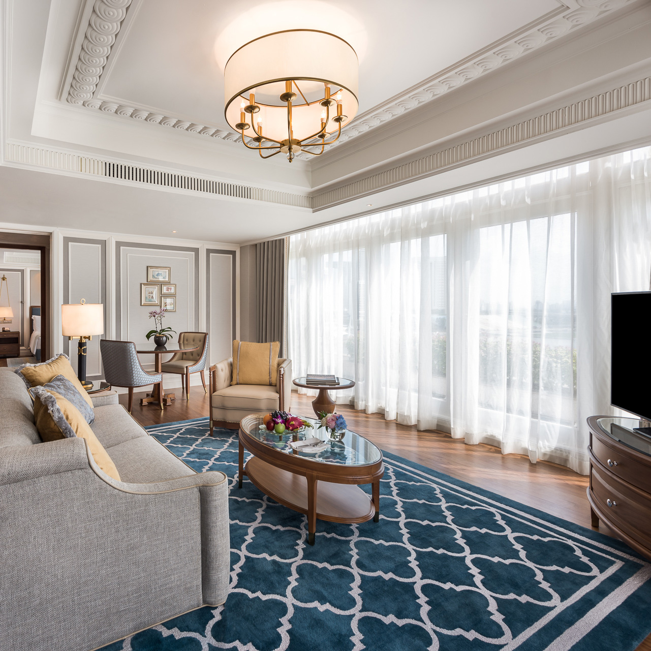 SRV Rediscovery Packages - Fullerton Suite