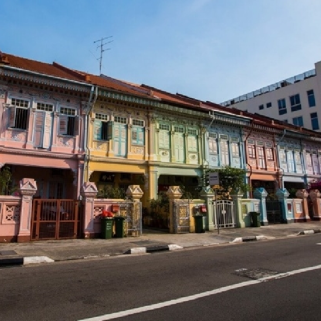 Staycation-Joo Chiat & Peranakan Tour
