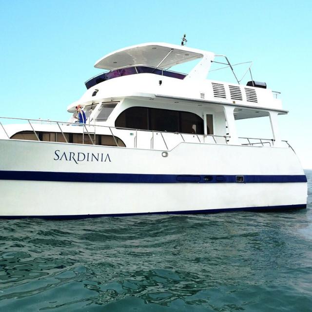 Yacht Tour - Big and Cheap Yacht (Sardinia)