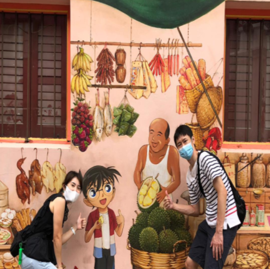 A Guided Tour of Chinatown: Struggles of our Forefathers