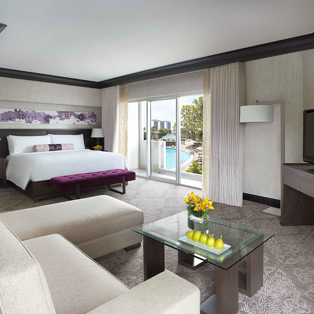Fairmont Hotel - 2D1N Staycation Package