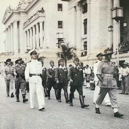 WWII: 75th Anniversary Japanese Surrender Walk