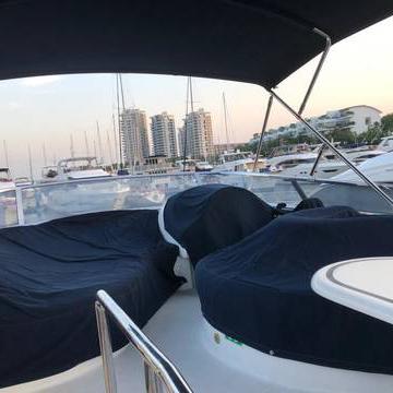 Yacht Tour - Cheap and Good Yacht Tour (Horizon 54)